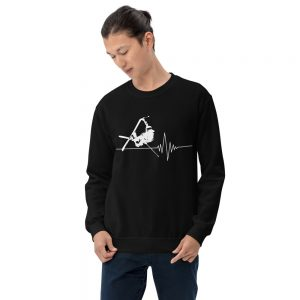 Sweat Homme cardio-ski