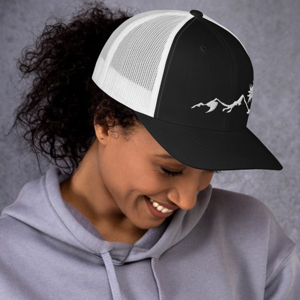 Casquette montagne edelweiss